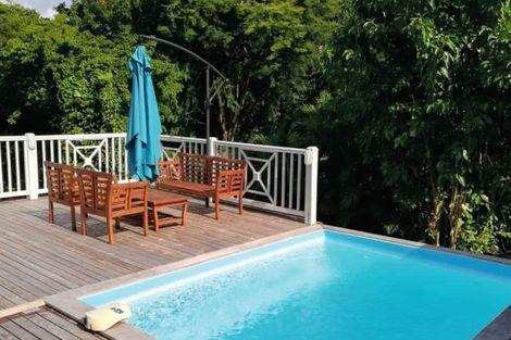 Guadeloupe-Pointe A Pitre, Hôtel Case Coco