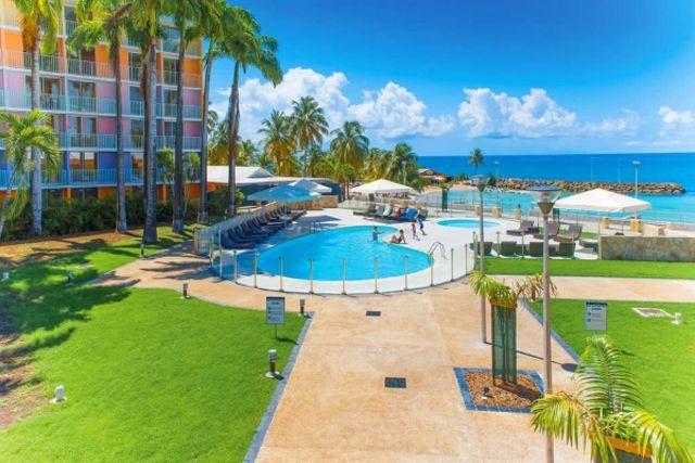 Guadeloupe : Hôtel Combiné 2 îles : Guadeloupe Karibea Clipper, Martinique Karibea Amandiers