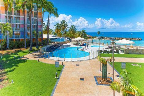 Guadeloupe-Pointe A Pitre, Hôtel Combiné 2 îles : Guadeloupe Karibea Clipper, Martinique Karibea Amandiers 3*