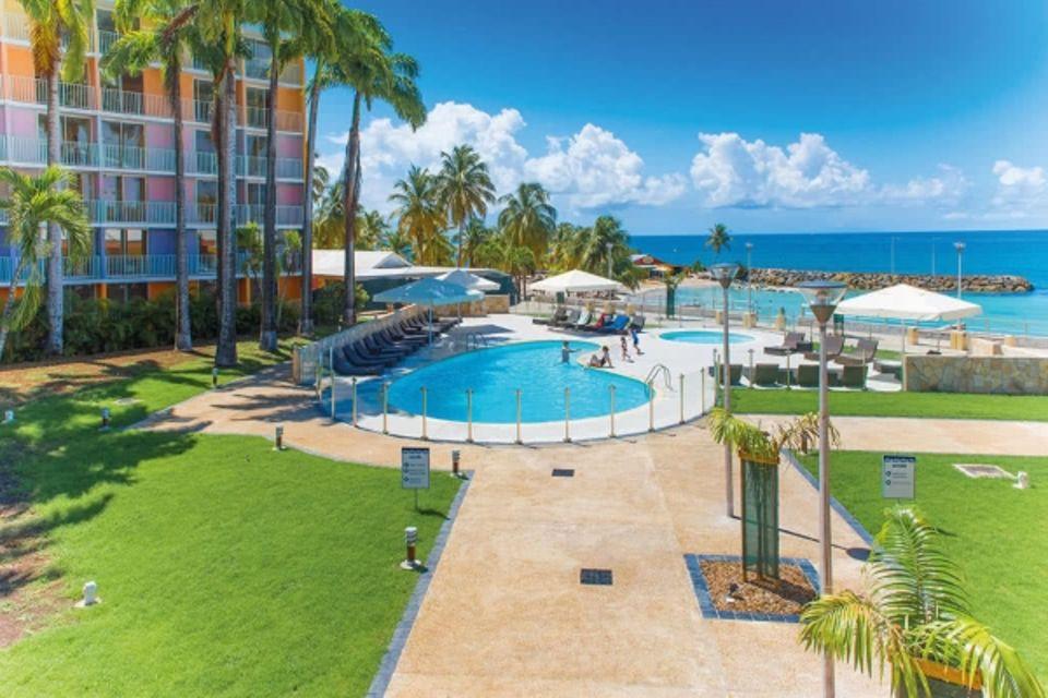 Hôtel Hôtel Karibea Le Clipper Pointe A Pitre Guadeloupe
