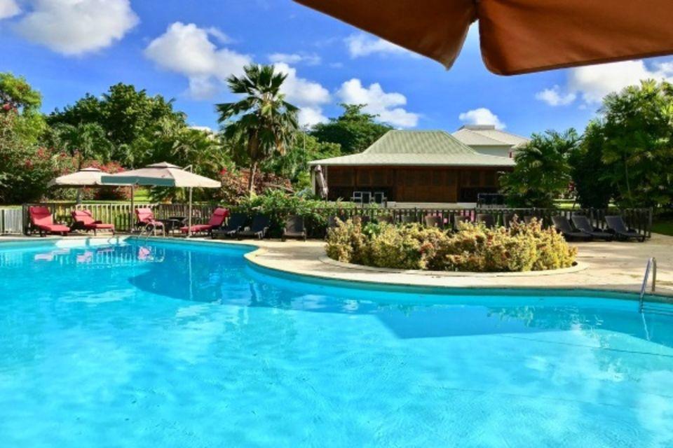 Hôtel Le Vallon Pointe A Pitre Guadeloupe