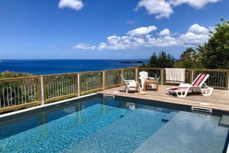 Hôtel Les Bungalows de L'Ilet + Location de voiture Pointe A Pitre Guadeloupe