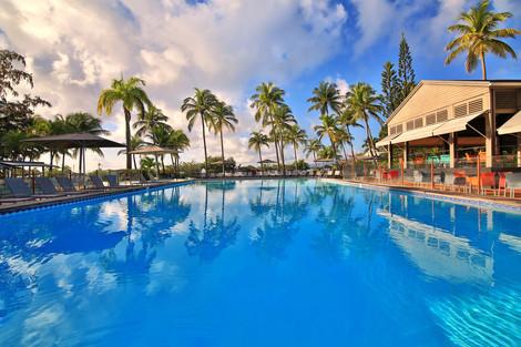 Guadeloupe : Hôtel Mahogany Résidence & Spa