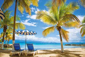 Guadeloupe-Pointe A Pitre, Hôtel Canella Beach 3*
