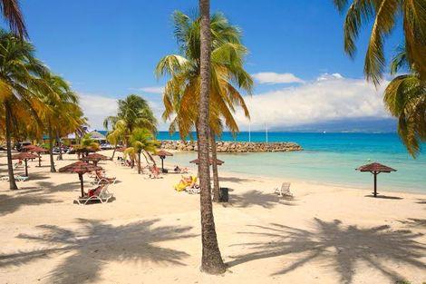 Guadeloupe-Pointe A Pitre, Hôtel Karibea Beach Hôtel 3*