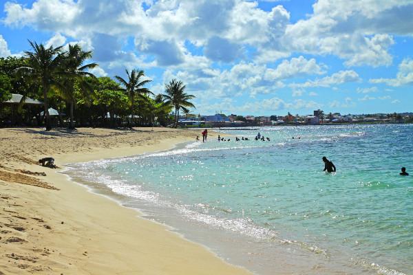 plage - Résidence Tropicale Résidence locative Résidence Tropicale Pointe A Pitre Guadeloupe