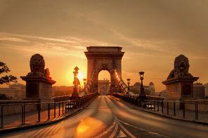 Hongrie-Budapest, Hôtel Nouvel An à Budapest 4*