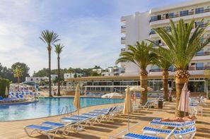 Ibiza-Ibiza, Hôtel Caribe 3*