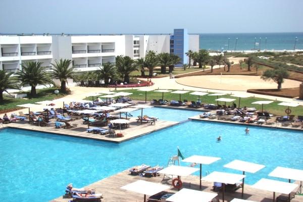Vue pano - Grand Palladium Palace Ibiza Resort & Spa Hotel Grand Palladium Palace Ibiza Resort & Spa5* Ibiza Ibiza