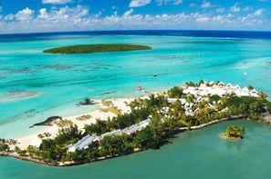 Ile Maurice-Mahebourg, Hôtel Preskil Island Resort 4* sup