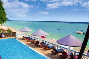 Ile Maurice-Mahebourg, Hôtel Gold Beach 3*