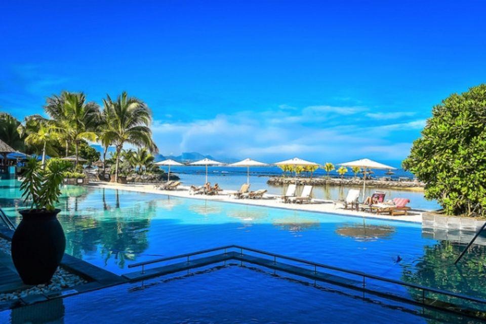 Hôtel Intercontinental Mauritius Resort Trou aux Biches Ile Maurice