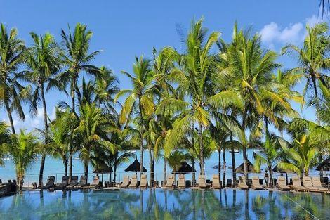 Ile Maurice-Mahebourg, Hôtel Mauricia Beachcomber Resort & Spa 4*