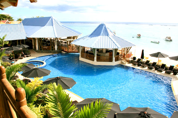 Piscine - Pearle Beach Resort & Spa Mauritius Hotel Pearle Beach Resort & Spa Mru		3* Mahebourg Ile Maurice