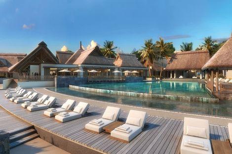 Ile Maurice-Mahebourg, Hôtel Preskil Beach Resort 4*