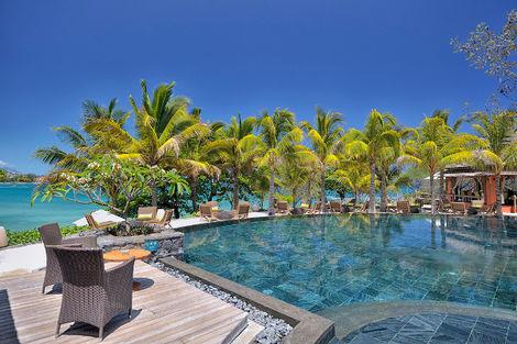 Ile Maurice-Mahebourg, Hôtel Tamarina Beach Golf & Spa 4*