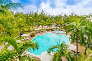 Ile Maurice-Mahebourg, Hôtel Tarisa Resort 3* sup