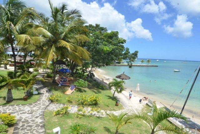 Ile Maurice : Hôtel Coral Azur Beach Resort