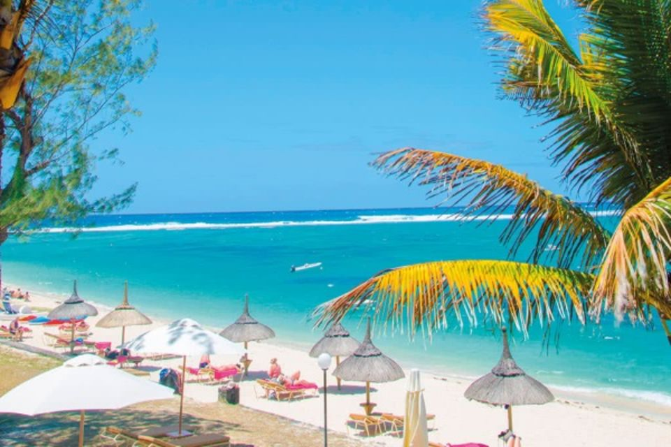 Hôtel Silver Beach Hotel Mauritius Mahebourg Ile Maurice