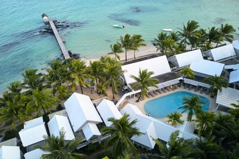 Ile Maurice-Mahebourg, Hôtel Adult only -Tropical Attitude 3* sup