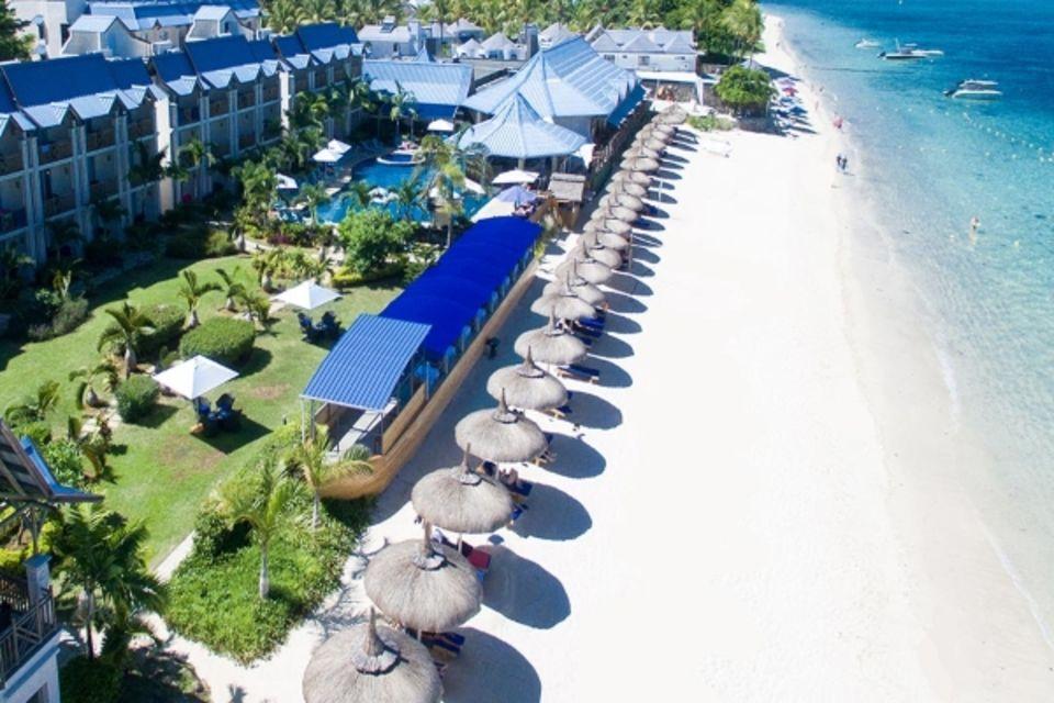 Hôtel Pearle Beach Resort & Spa Mauritius Flic en Flac Ile Maurice