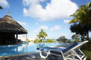 Ile Maurice-Wolmar, Résidence hôtelière Beach Villas 3*