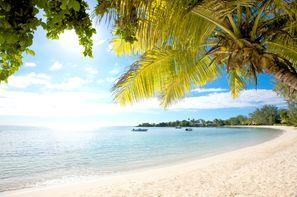 Ile Maurice-Wolmar, Hôtel Merville Beach Grand Baie 3* sup