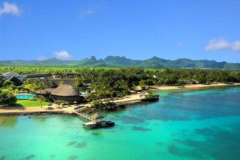 Ile Maurice-Wolmar, Hôtel Maritim Resort & Spa Mauritius 5*