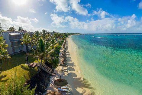 Ile Maurice-Wolmar, Hôtel Solana Beach Mauritius 4*