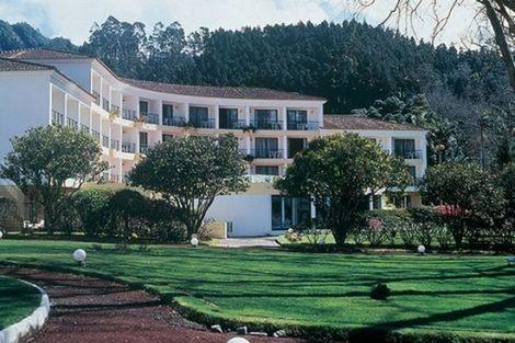 Iles Des Acores-Ponta Delgada, Hôtel Terra Nostra Garden 4*