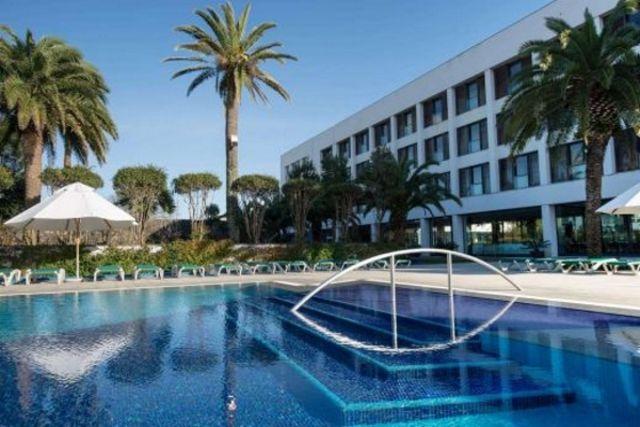Iles Des Acores : Hôtel Azoris Royal Garden