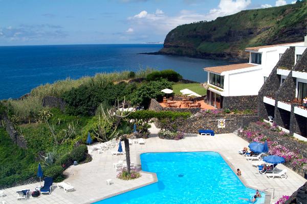 Piscine - Caloura Hôtel Caloura4* Ponta Delgada Iles Des Acores