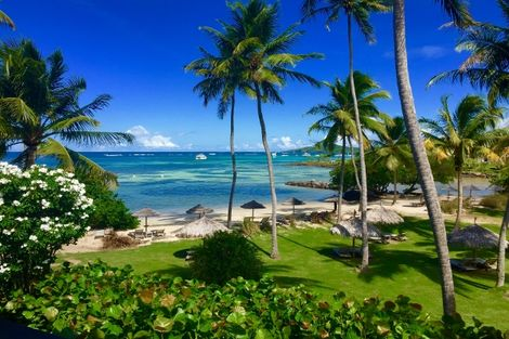 Iles Grenadines-Fort de France, Hôtel Cap Est Lagoon Resort & Spa 4*
