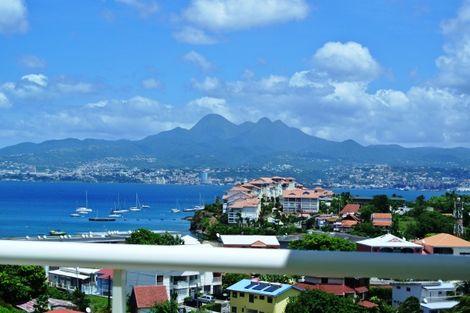 Iles Grenadines-Fort de France, Résidence hôtelière Villa Melissa