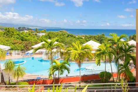 Iles Grenadines-Fort de France, Résidence hôtelière La Goelette