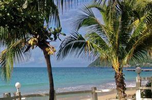 Iles Grenadines-Fort de France, Hôtel Résidence Diamant les bains 4*