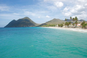 Iles Grenadines-Fort de France, Pension Villa Bleu Marine