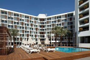 Israel-Ovda, Hôtel Isrotel Sport Club Eilat 4*