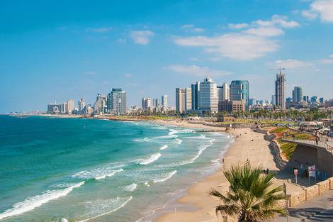 Israel-Tel Aviv, Hôtel Fram Immersion Tal by the Beach 4*