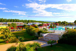 Italie-Lamezia Terme, Hôtel Club Jet tours Calabria Sunbeach 4*