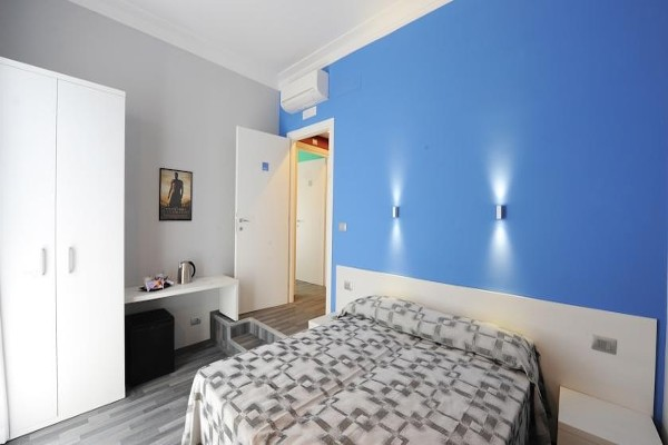 Hotel colorhouse chambres d 39 h tes rome italie for Chambre d hote italie
