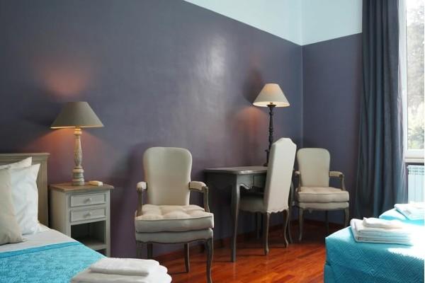 chambre - Stanze Di Elle - Guest House Hotel Stanze Di Elle - Guest House Rome Italie