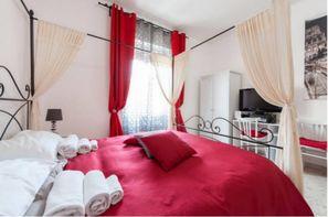 Italie-Rome, Hôtel Via Cesena B&B
