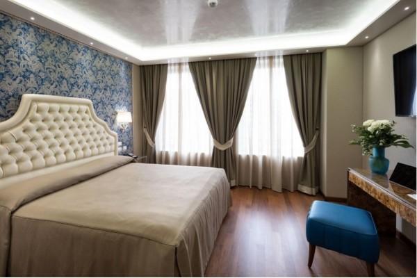 chambre - Santa Chiara Hotel Santa Chiara4* Venise Italie