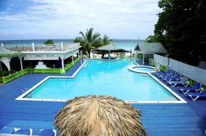 Jamaique-Montegobay, Hôtel Fun Holiday Beach Resort 3*