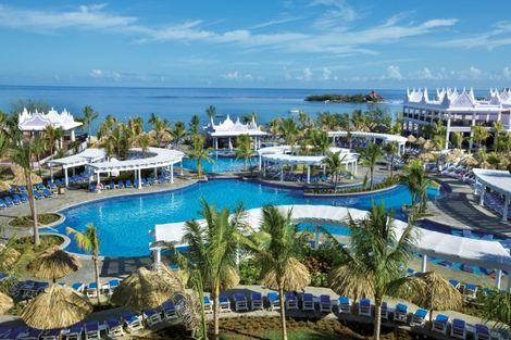 Jamaique-Montegobay, Hôtel Riu Montego Bay 5*
