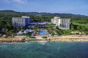 Jamaique-Montegobay, Hôtel Hilton Rose Hall 4*