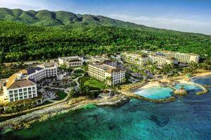 Jamaique-Montegobay, Hôtel Hyatt Ziva Rose Hall 5*