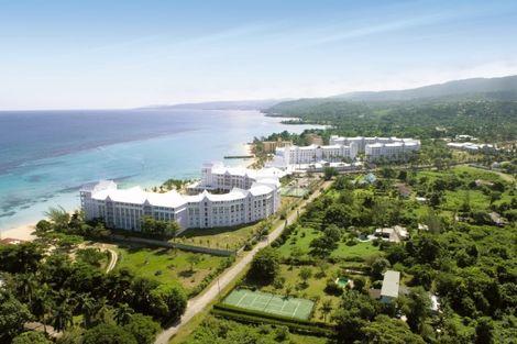 Jamaique-Montegobay, Hôtel Riu Ocho Rios 5*