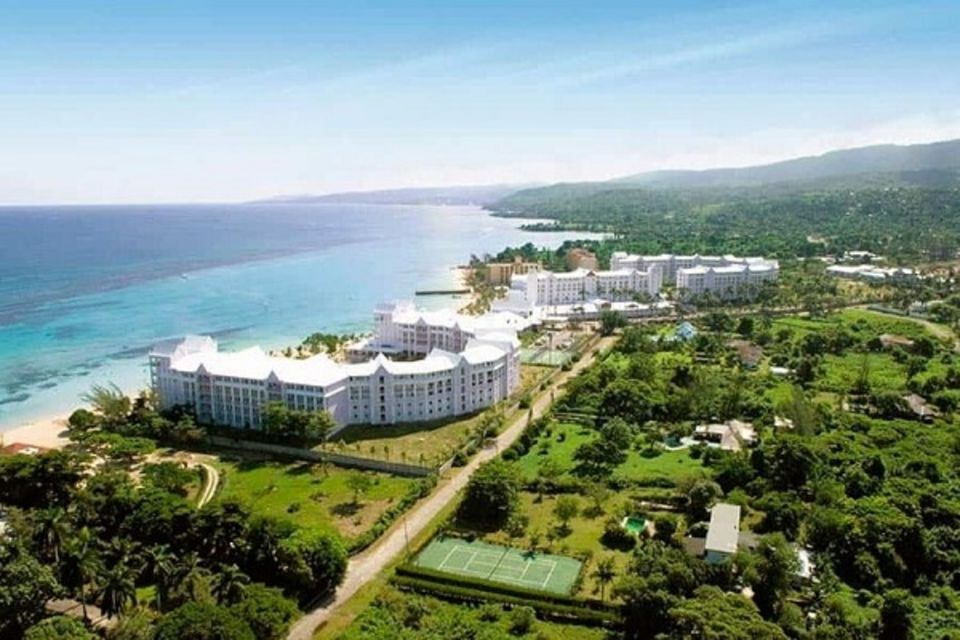 Hôtel Riu Ochos Rios Montegobay Jamaique